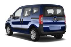 Peugeot Bipper - Transporter (2008 - heute) 5 Türen seitlich hinten