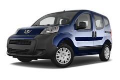 Peugeot Bipper - Transporter (2008 - heute) 5 Türen seitlich vorne mit Felge