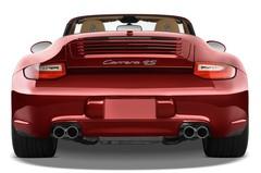 Porsche 911 Carrera 4S Cabrio (2004 - 2011) 2 Türen Heckansicht