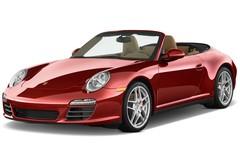 Porsche 911 Carrera 4S Cabrio (2004 - 2011) 2 Türen seitlich vorne