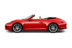 Porsche 911 Carrera Cabrio (2011 - heute) 2 Türen Seitenansicht