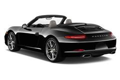 Porsche 911 Carrera Cabrio (2011 - heute) 2 Türen seitlich hinten