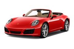 Porsche 911 Carrera Cabrio (2011 - heute) 2 Türen seitlich vorne