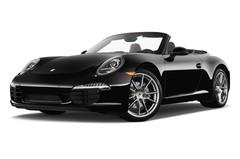 Porsche 911 Carrera Cabrio (2011 - heute) 2 Türen seitlich vorne mit Felge