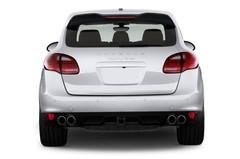Porsche Cayenne Turbo SUV (2010 - heute) 5 Türen Heckansicht