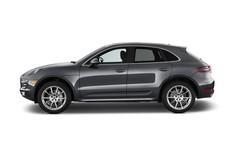 Porsche Macan S SUV (2013 - heute) 5 Türen Seitenansicht