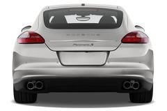 Porsche Panamera S Limousine (2009 - 2016) 5 Türen Heckansicht