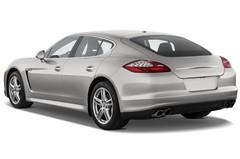 Porsche Panamera S Limousine (2009 - 2016) 5 Türen seitlich hinten