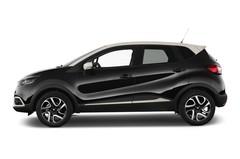 Renault Captur Luxe SUV (2013 - heute) 5 Türen Seitenansicht