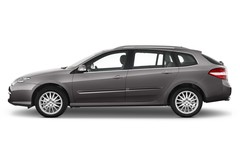 Renault Laguna Privil�ge Kombi (2007 - 2015) 5 Türen Seitenansicht