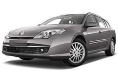 Renault Laguna Privil�ge Kombi (2007 - 2015) 5 Türen seitlich vorne mit Felge