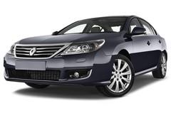 Renault Latitude Initiale Limousine (2010 - 2012) 4 Türen seitlich vorne mit Felge