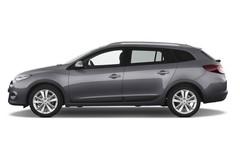 Renault Megane Dynamique Kombi (2008 - 2016) 5 Türen Seitenansicht