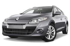 Renault Megane Dynamique Kombi (2008 - 2016) 5 Türen seitlich vorne mit Felge