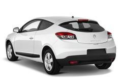 Renault Megane Coupe Kompaktklasse (2008 - 2016) 3 Türen seitlich hinten