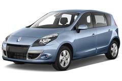 Renault Scenic Dynamique Van (2009 - 2016) 5 Türen seitlich vorne
