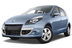 Renault Scenic Dynamique Van (2009 - 2016) 5 Türen seitlich vorne mit Felge