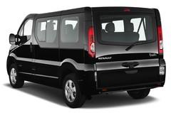Renault Trafic Black Edition Transporter (2001 - 2014) 5 Türen seitlich hinten