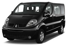 Renault Trafic Black Edition Transporter (2001 - 2014) 5 Türen seitlich vorne