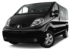 Renault Trafic Black Edition Transporter (2001 - 2014) 5 Türen seitlich vorne mit Felge