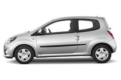 Renault Twingo GT Kleinwagen (2007 - 2014) 3 Türen Seitenansicht