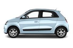 Renault Twingo Dynamique Kleinwagen (2014 - heute) 5 Türen Seitenansicht