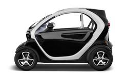 Renault Twizy Technic Kleinwagen (2012 - heute) 3 Türen Seitenansicht