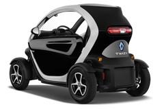 Renault Twizy Technic Kleinwagen (2012 - heute) 3 Türen seitlich hinten
