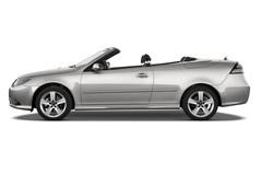 Saab 9-3 Vector Cabrio (2002 - 2011) 2 Türen Seitenansicht