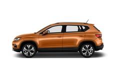 Seat Ateca Xcellence SUV (2016 - heute) 5 Türen Seitenansicht
