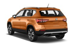 Seat Ateca Xcellence SUV (2016 - heute) 5 Türen seitlich hinten