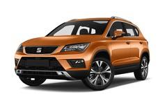 Seat Ateca Xcellence SUV (2016 - heute) 5 Türen seitlich vorne mit Felge