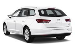 Seat Leon Reference Kombi (2012 - heute) 5 Türen seitlich hinten