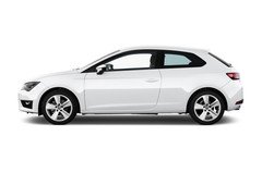 Seat Leon FR Limousine (2012 - heute) 3 Türen Seitenansicht