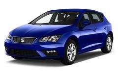 Seat Leon Style Limousine (2012 - heute) 5 Türen seitlich vorne
