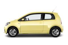 Seat Mii Style Kleinwagen (2011 - heute) 3 Türen Seitenansicht