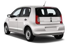 Skoda Citigo Active Kleinwagen (2012 - heute) 5 Türen seitlich hinten