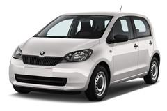 Skoda Citigo Active Kleinwagen (2012 - heute) 5 Türen seitlich vorne