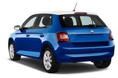Skoda Fabia Ambition Kleinwagen (2014 - heute) 5 Türen seitlich hinten