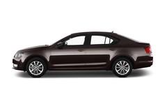 Skoda Octavia Ambition Limousine (2013 - heute) 5 Türen Seitenansicht