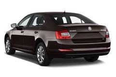 Skoda Octavia Ambition Limousine (2013 - heute) 5 Türen seitlich hinten