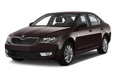 Skoda Octavia Ambition Limousine (2013 - heute) 5 Türen seitlich vorne