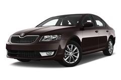 Skoda Octavia Ambition Limousine (2013 - heute) 5 Türen seitlich vorne mit Felge