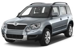 Skoda Yeti Yeti SUV (2009 - heute) 5 Türen seitlich vorne