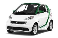 Smart ForTwo Electric Drive Cabrio (2007 - 2014) 2 Türen seitlich vorne