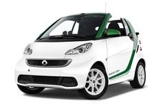 Smart ForTwo Electric Drive Cabrio (2007 - 2014) 2 Türen seitlich vorne mit Felge