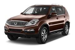Ssangyong Rexton Sapphire SUV (2012 - heute) 5 Türen seitlich vorne