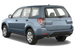 Subaru Forester - Kombi (2008 - 2013) 5 Türen seitlich hinten