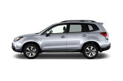 Subaru Forester Active Kombi (2013 - heute) 5 Türen Seitenansicht