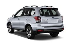 Subaru Forester Active Kombi (2013 - heute) 5 Türen seitlich hinten